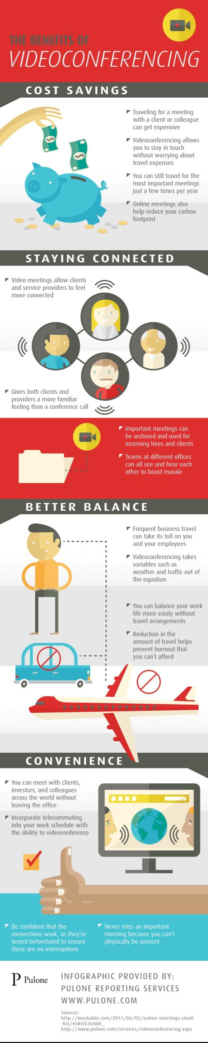 Benefits of video conferencing in San Jose, California
